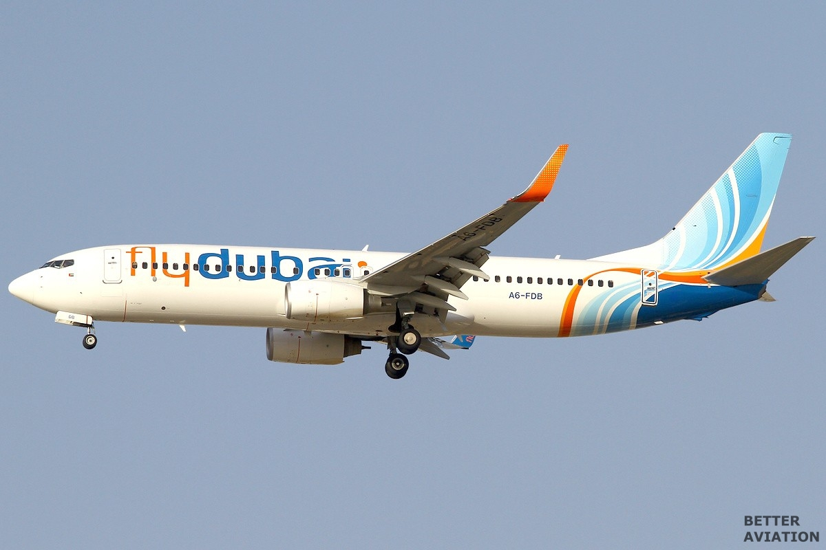 flydubai B737NG Type Qualification Program - Better Aviation
