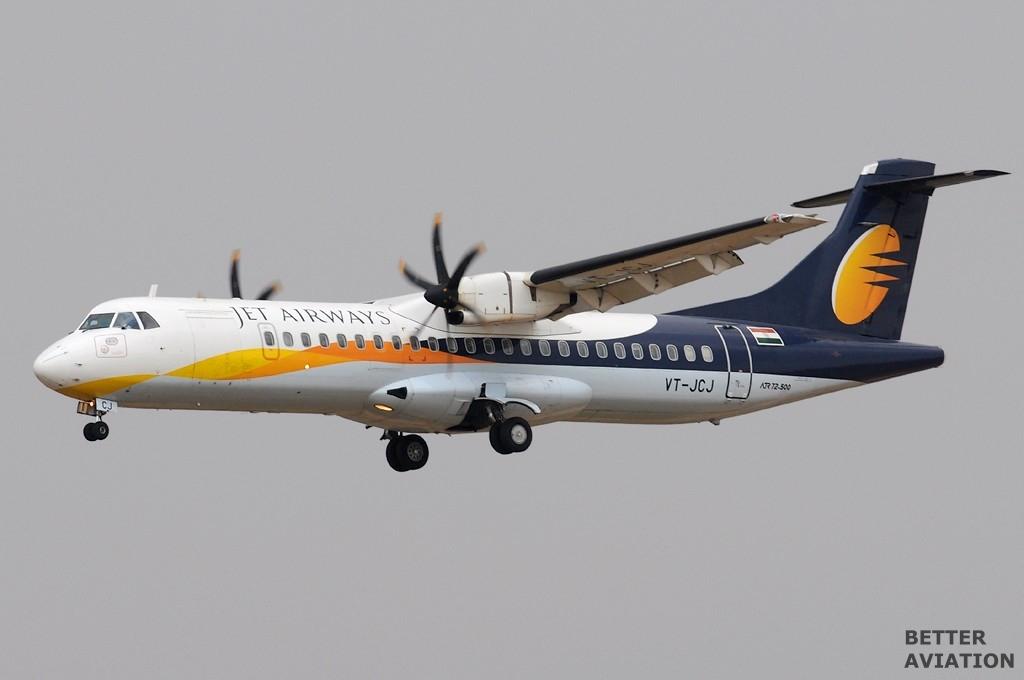 Jet Airways ATR72