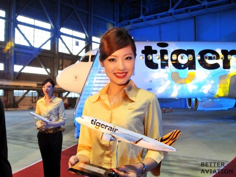 Tigerair Cabin Crew
