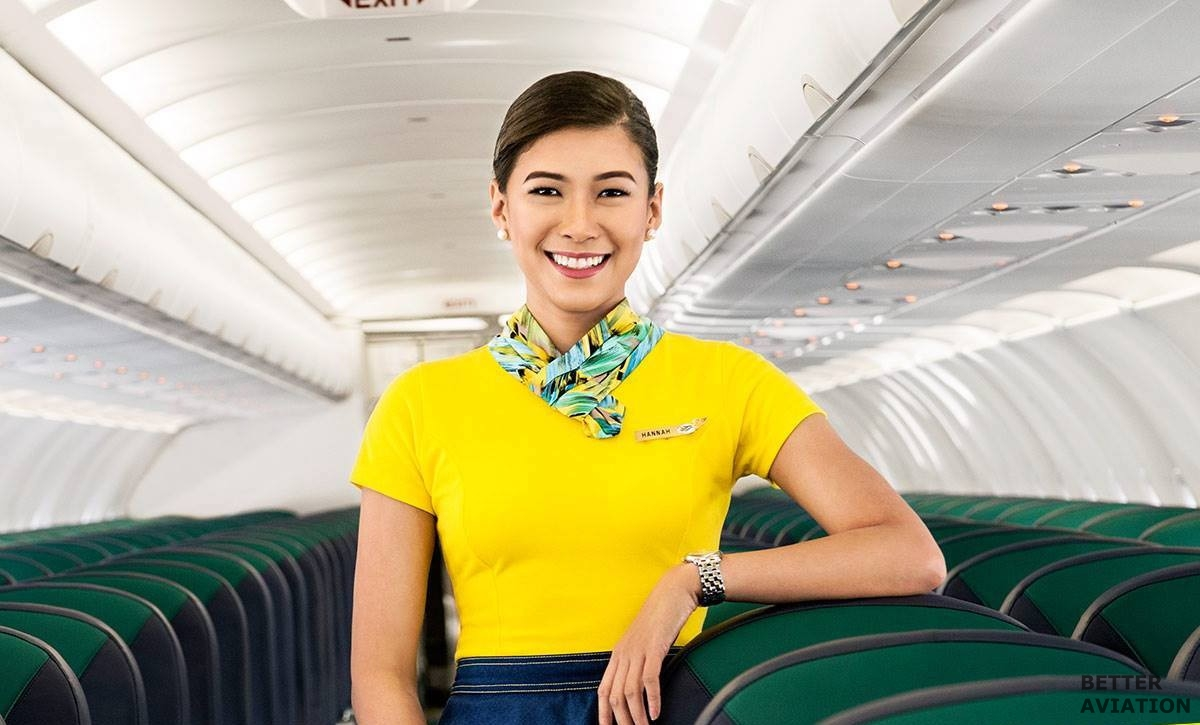 Cebu Pacific Air Cabin Crew