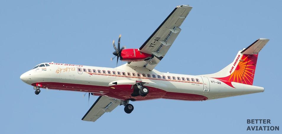 Air India ATR 72-600