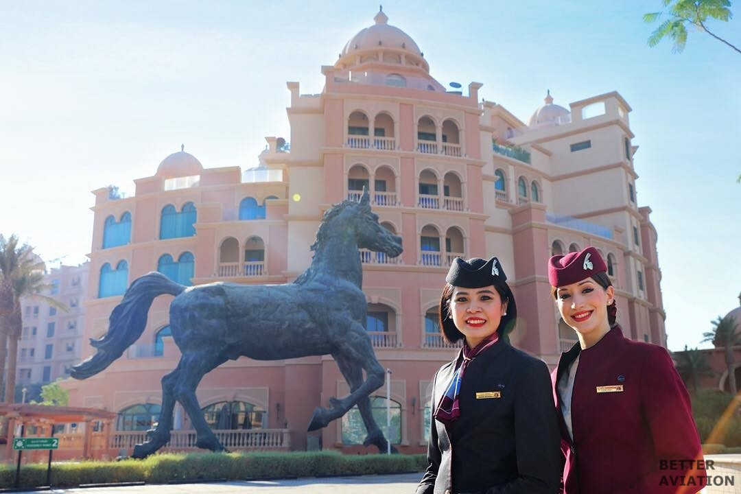 Qatar airways cabin crew recruitment event chennai february 2019 better aviation - Qatar airways paris office ...
