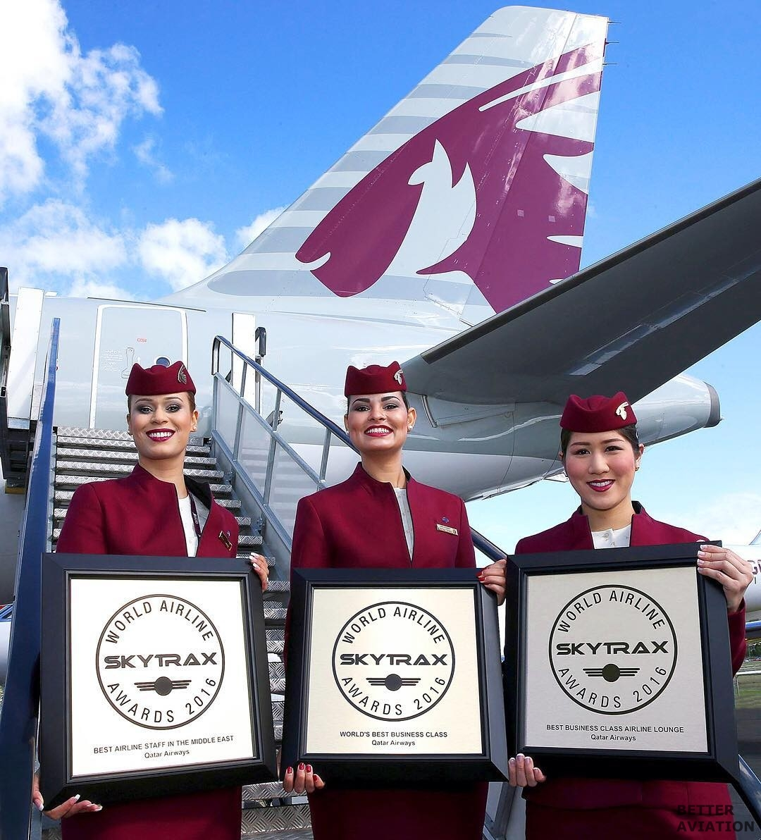 Qatar airways cabin crew recruitment event singapore september 2018 better aviation - Qatar airways paris office ...