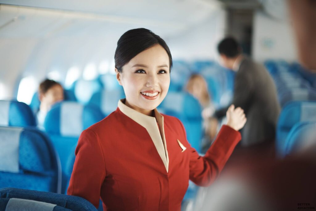 Cathay Pacific Airways Experienced Flight Attendant