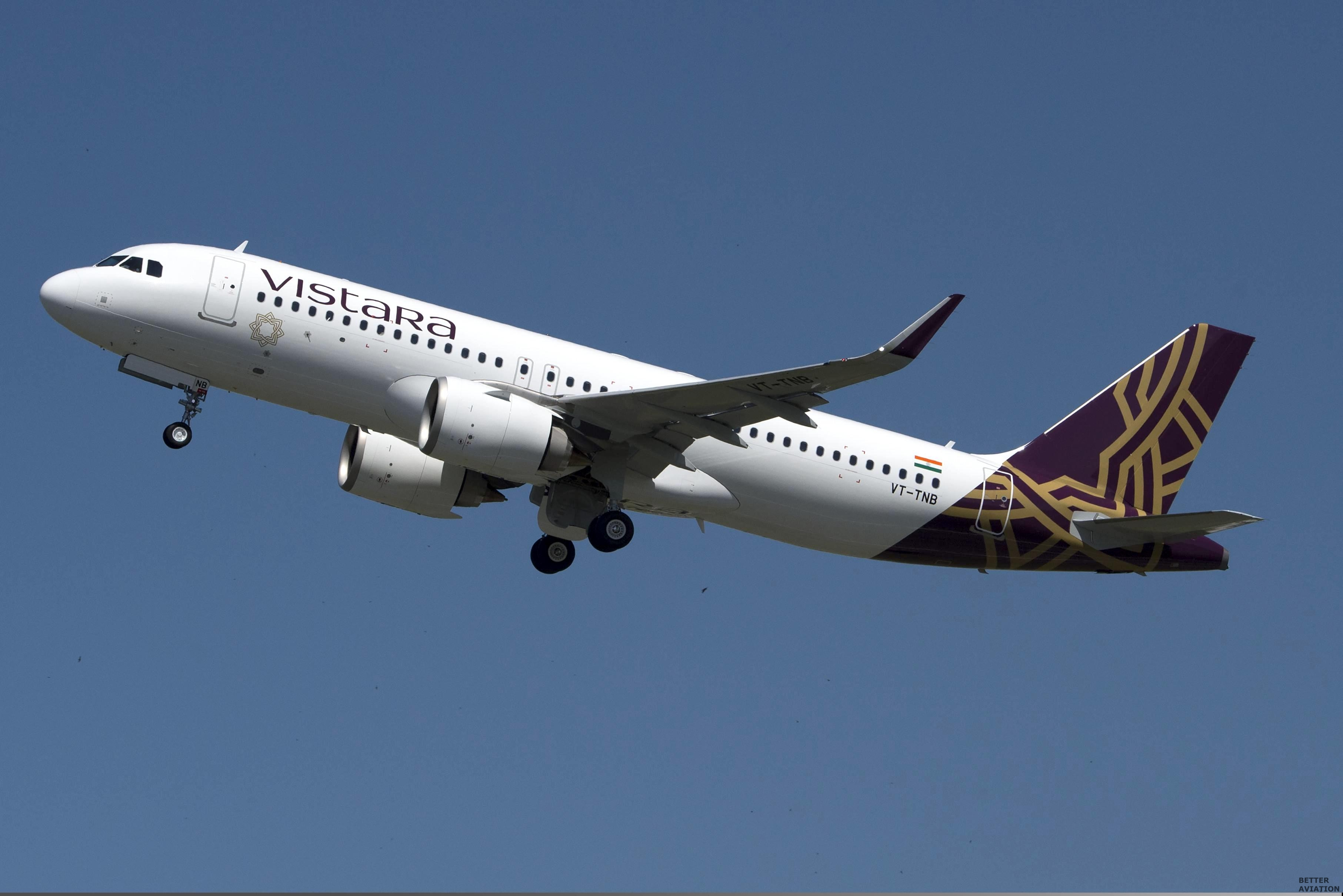 Vistara First Officer – Non Type Rated - Better Aviation