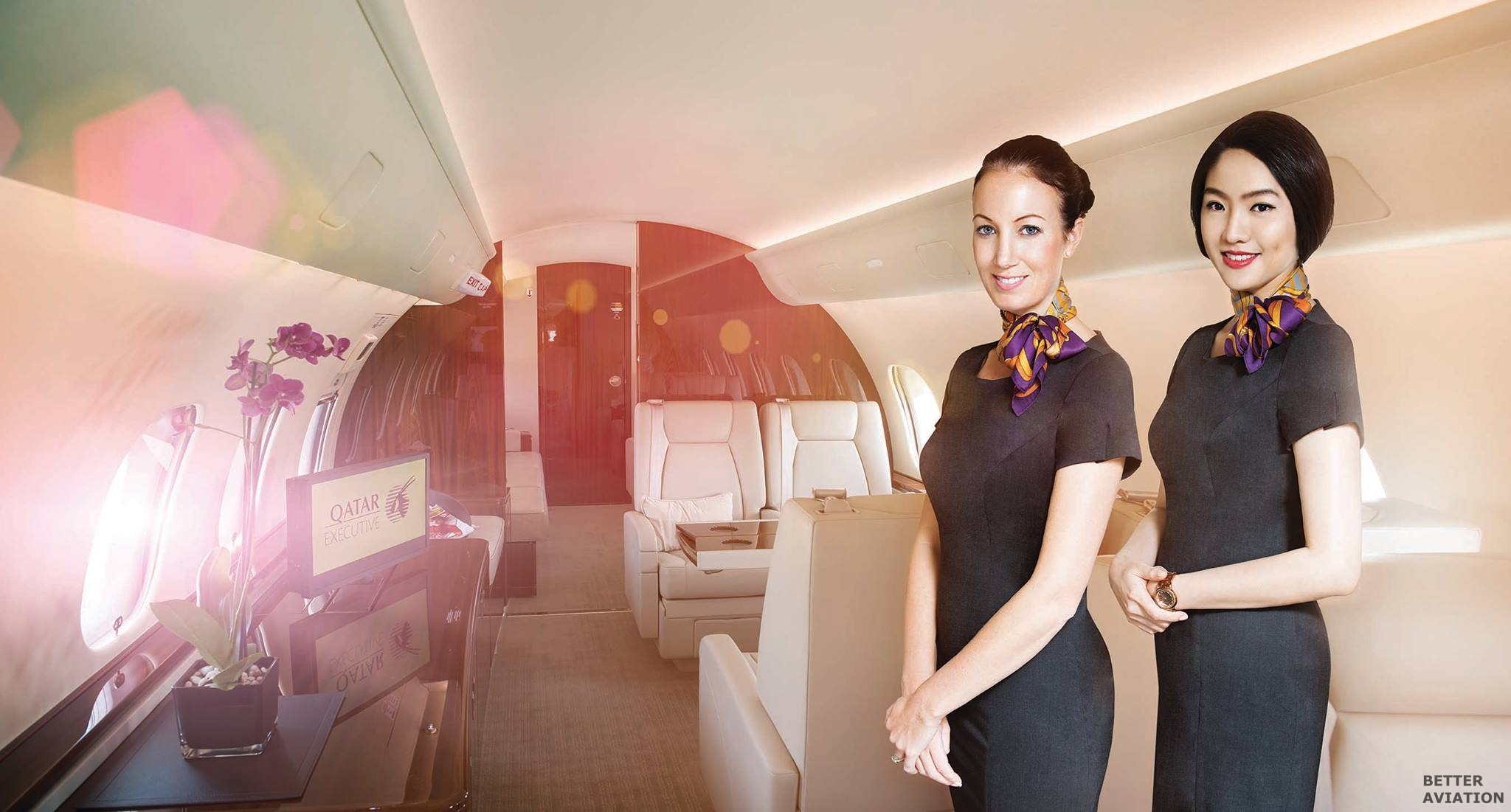 qatar executive cabin crew recruitment