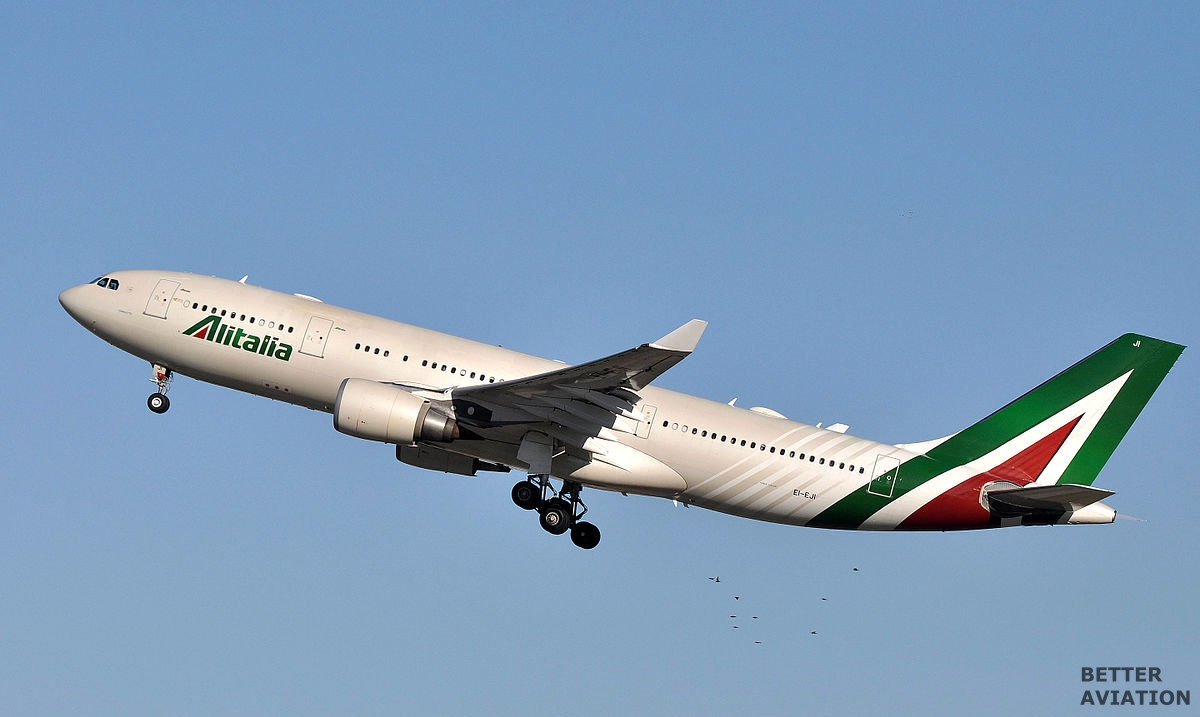 alitalia cadet pilot program  2018