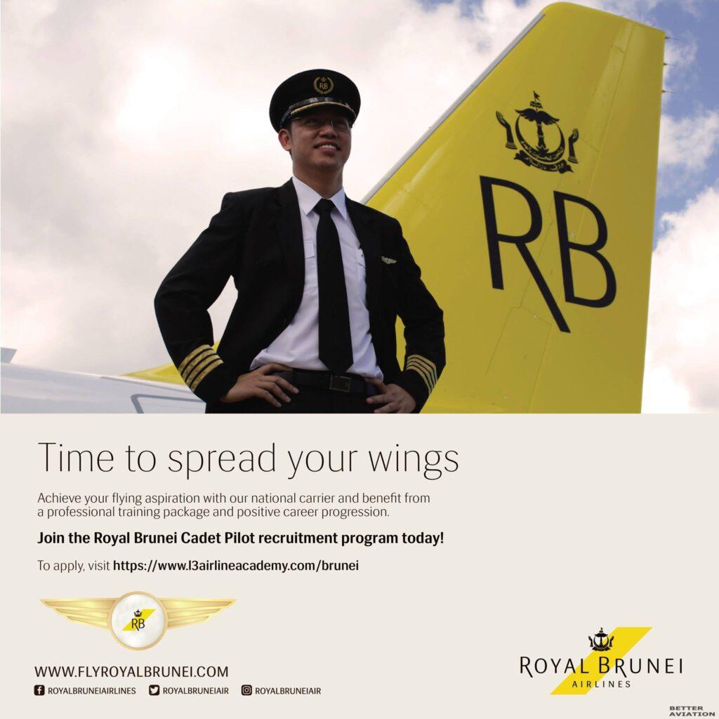 Royal Brunei Airlines Cadet Pilot Programme - Better Aviation