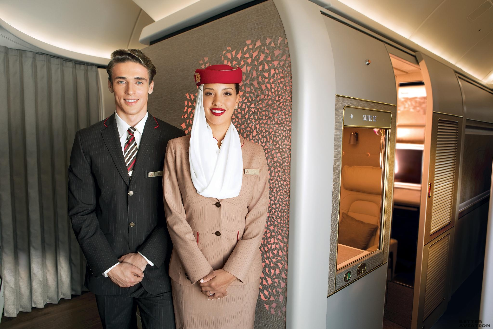 Emirates Cabin Crew Open Day [Singapore] (July 2019