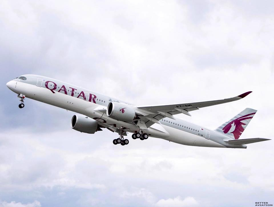 Qatar Airways MPL Cadet Pilot Program [Self-funded scheme] (2019