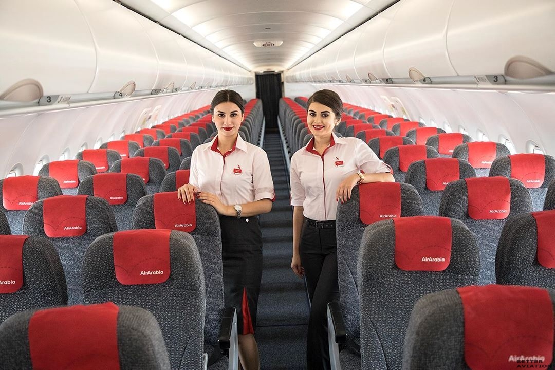 Air Arabia Cabin Crew Recruitment Jakarta February 2020